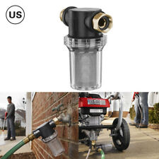 Stainless Steel Washing Machine Water Filter Replacement