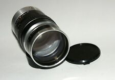WORLD'S FIRST ASTRO-KINO-COLOR 100 mm F1.8 LENS LEICA M Rangefinder COUPLED!