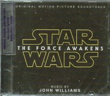 STAR WARS THE FORCE AWAKENS SOUNDTRACK SEALED CD NEW 2016 JOHN WILLIAMS
