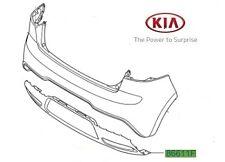 Genuine Kia Rio 2011-2016 Rear Bumper Apron 866121W220