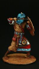 Tin soldier, Collectible, Berber-bodyguard  54 mm, Medieval Near East
