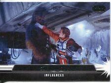 Star Wars Jedi Legacy Influencers Chase Card I-15 Chewbacca