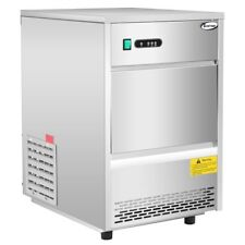 """20.5"""" x 16.5"""" x 26"""" Automatic Ice Maker Machine 70lbs/24h Productivity Durable"""