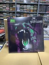 THE DISTILLERS LP 20TH ANNIVERSARY LIMITED EDITION COLORED VINYL SEALED