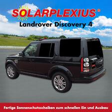 Autosonnenschutz Tönung zur Selbstmontage Land ROVER Discovery 4  Bj.09-17
