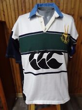 Doha Rugby F.C. shirt, Canterbury of New Zealand, Men's S, made in S. Africa