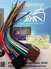SOUNDSTREAM VR650B VR-730B  POWER PLUGS 2 PC