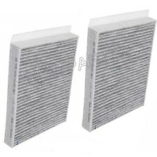 For BMW F01 F02 5 7 Series Cabin Air Filter Set of Two Airmatic 64119272642