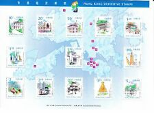 1999 Hong Kong Miniature Sheet SG 989, Mint Never Hinged