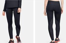 Under Armour Women's UA Qualifier Speedpocket ColdGear Tights Running Pants $90