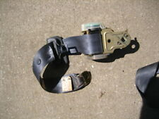 1997-2001 Toyota Camry Left Rear (Behind Driver)  Seat Belt, GRAY, OEM