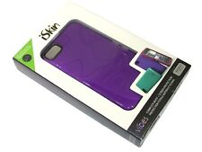 New iSkin VBBB10-PE3 Vibes Jelly Case for BlackBerry Z10 - Purple - FREE SHIPPIN