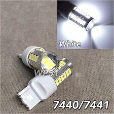 Rear Signal Light T20 7440 992 WY21W 33 samsung LED Bulb for Nissan infiniti
