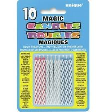 MAGIC TRICK FUN RELIGHTING CANDLES BIRTHDAY CAKE WEDDING PARTY XMAS JOKE 195140