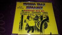 Techno Trax Megamix / Nonstop Mix of - Maxi CD