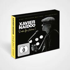 XAVIER NAIDOO Danke fürs Zuhören 2 ( Box Set 2019 ) 2 CD + DVD NEU & OVP 22.11.