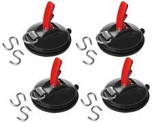 4X SAUGNAPF BEFESTIGUNG RING 2 S HAKEN KLAPPSAUGER REISEMOBILE VORZELTE 758082