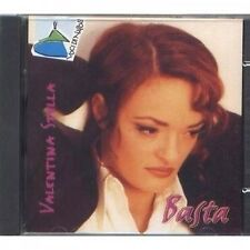VALENTINA STELLA - Basta - CD 1996 FONIT CETRA SIGILLATO SEALED