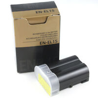 EN-EL15 Digital Battery for Nikon D600 D610 D750 D7100 D7200 D800 D810 V1 MH-25