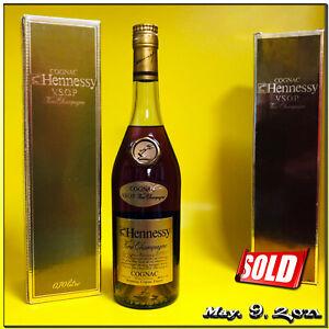Cognac ✺ HENNESSY ✺ VSOP ✺ Fine Champagne ~ 70 cl & Original Box ~ HKDNP SDNP