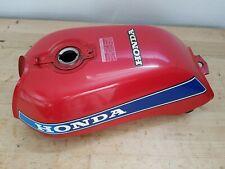 Tank Benzintank Honda CB250N (CB250T)