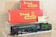 TRIANG R259 R35 Br 4-6-2 Britannia CLASSE Locomotive 70000 emballé 1960 VERSION