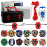 Beyblade BURST 12 Beys Spinning Customize Set Rapidity With Storage Tool Box