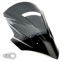 KAWASAKI KLE 500 (2005 - 2007) TALL TOURING WINDSCREEN WINDSHIELD SCREEN SCHEIBE