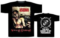 Internal Bleeding Voracious Contempt Shirt S-XXL Official T-Shirt Death Metal