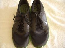 Nike Free Run 3 H20 Repel Running Shoes, #536840-003 Black/Lime Mens US 12