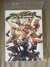 Street Fighter Tribute 2008 Artbook