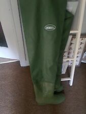 Waders by SNOWBEE R..waders..size10 worn once excellent condition