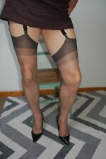 Preloved Vintage Nylon Stockings Nylons Early Sixties With FREE Knickers