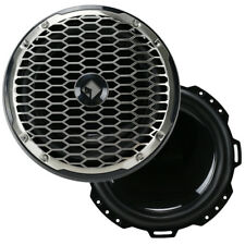 "Rockford Fosgate PM212S4B 12"" Punch Marine Subwoofer Black w/ Sport Grille NEW"