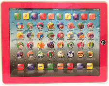 Y-pad English Tablet Learning Education Machine Toy Gifts for Kids 3 + PINK