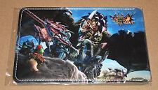 Monster Hunter 4 Ultimate Nintendo 3 DS XL PROMO Sac/Pochette/Pochette/Cover