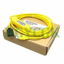 USB-CN226 yellow cable USB2 to RS232 Omron CS/CJ/CQM1H CPM2C PLC win7 32 vista
