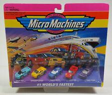 1995 #1 World's Fastest Lamborghini Bugatti Ferrari Galoob Micro Machines Rare