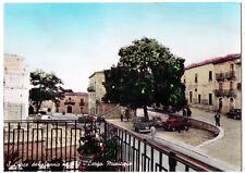 CARTOLINA - BENEVENTO - S. CROCE DEL SANNIO 2543 - LARGO MUNICIPIO ANNI 70
