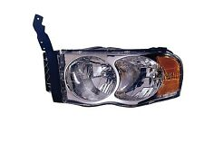 2002-2004 Dodge Ram Pickup New Left/Driver Side Headlight Assembly