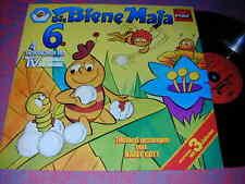 MAYA THE BEE Biene Maja KAREL GOTT TV German CARTOON LP
