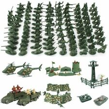 Hot Military Plastic Toy Soldiers Army Men Figures 12 Poses Boy Gift Toy Model
