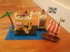 Vintage Lego Pirates Lagoon Lock-Up (6267) Complete