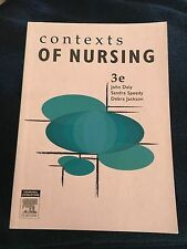 JOHN DALY, CONTEXTS OF NURSING. 3e. 9780729539258