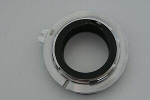 Vivitar TX Nikon F mount adapter