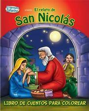 Hermano Zeferino Presenta el Relato de San Nicol�s : Libro de Cuentos para...