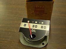 NOS OEM Ford 1948 1949 1950 Truck Pickup Oil Pressure Indicator Dash Gauge F1