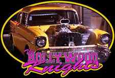 80's Comedy Classic Hollywood Knights Yellow '57 Chevy custom tee Any Size