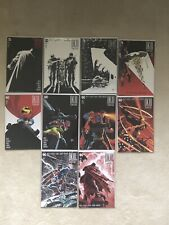 DC The Dark Knight III The Master Race Issues 1-9 Complete Set