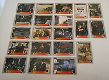 *20 x BATMAN RETURNS TRADING CARDS-DYNAMIC 1992-FREE POST*